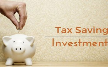 tax saving investments