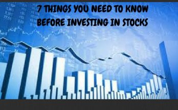 7 things you need to know before investing in stocks