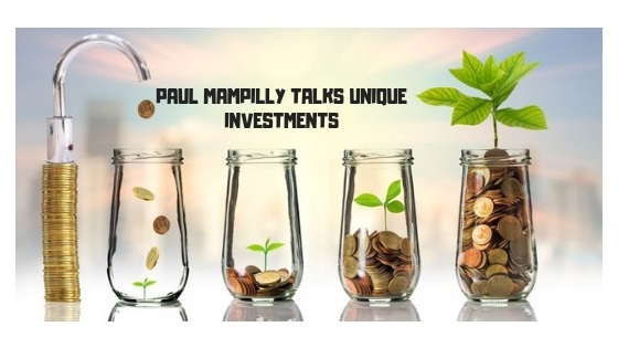 Paul Mampilly Talks Unique Investments